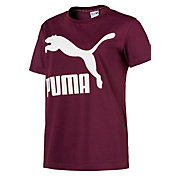 PUMA Women's Classics Logo Graphic Tee