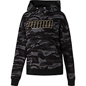 PUMA Women's Camo Hoodie
