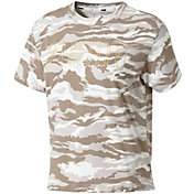 PUMA Women's Camo Printed T-Shirt
