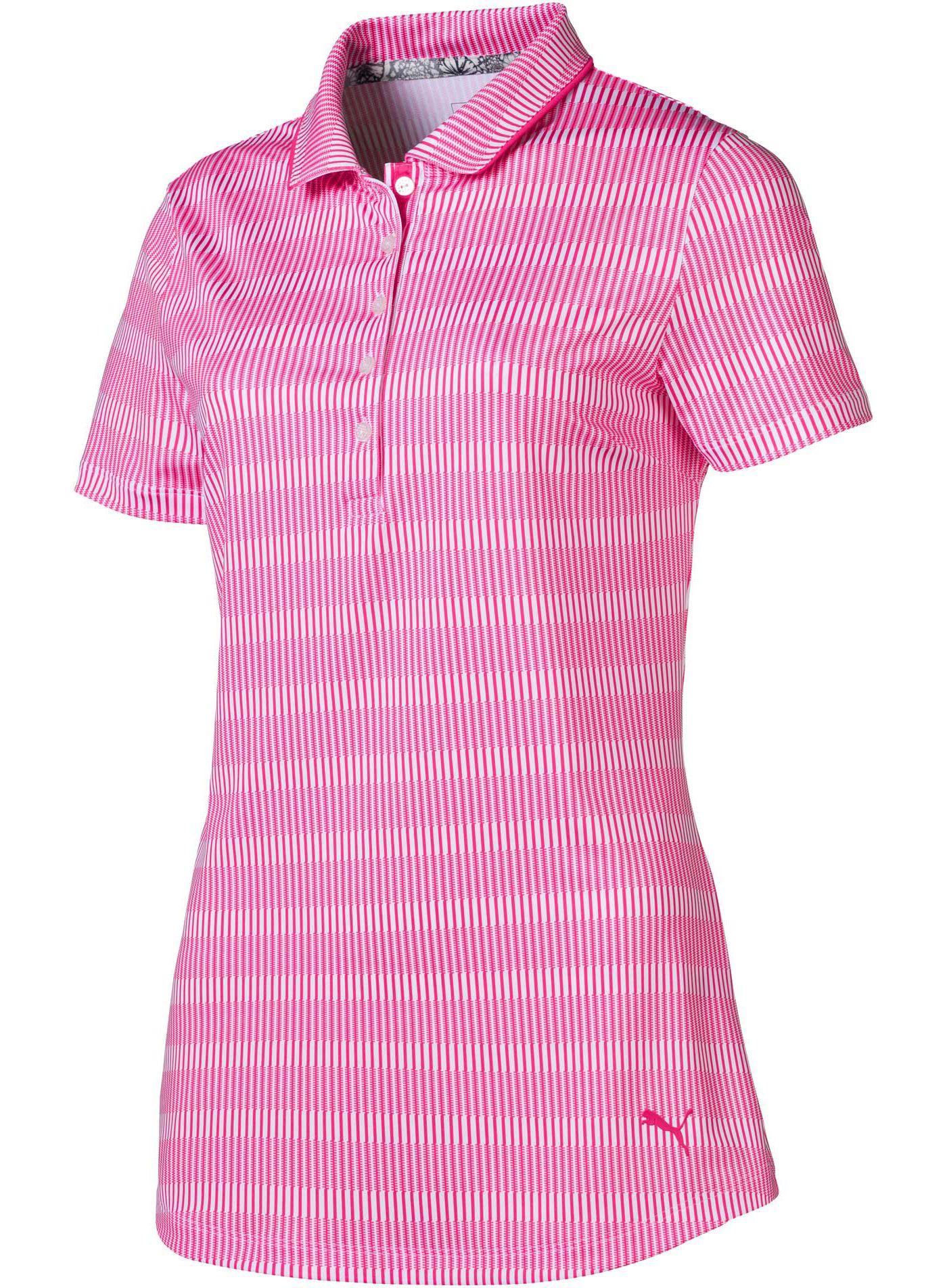 PUMA Women's Forward Tees Golf Polo