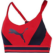 PUMA Women's Logo Sports Bra