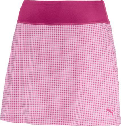 PUMA Women's PWRSHAPE Dassler Knit Golf Skirt