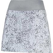 PUMA Women's PWRSHAPE Floral Knit Golf Skirt