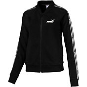 PUMA Women's Tape Full Zip Jacket