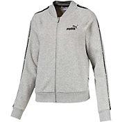 PUMA Women's Tape Full Zip Jacket