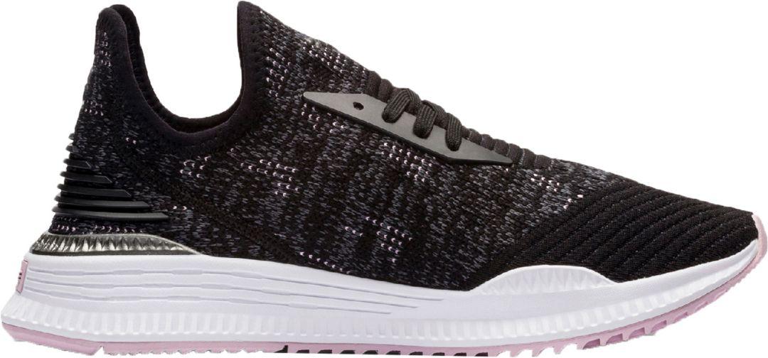 the latest a374f 2a124 PUMA Women's AVID evoKNIT Mosaic Running Shoes