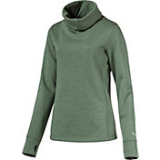 PUMA Women's Cozy Golf Pullover