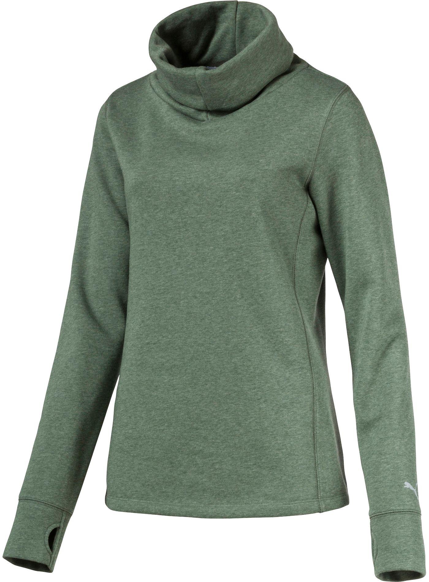 PUMA Women's Cozy Golf Pullover