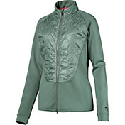 PUMA Women's Dassler PWRWARM Golf Jacket