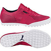 PUMA Women's Monolite Cat Woven Golf Shoes
