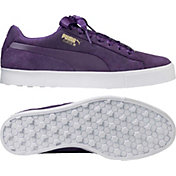PUMA Women's Suede G Golf Shoes