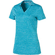 PUMA Women's Super Soft Golf Polo