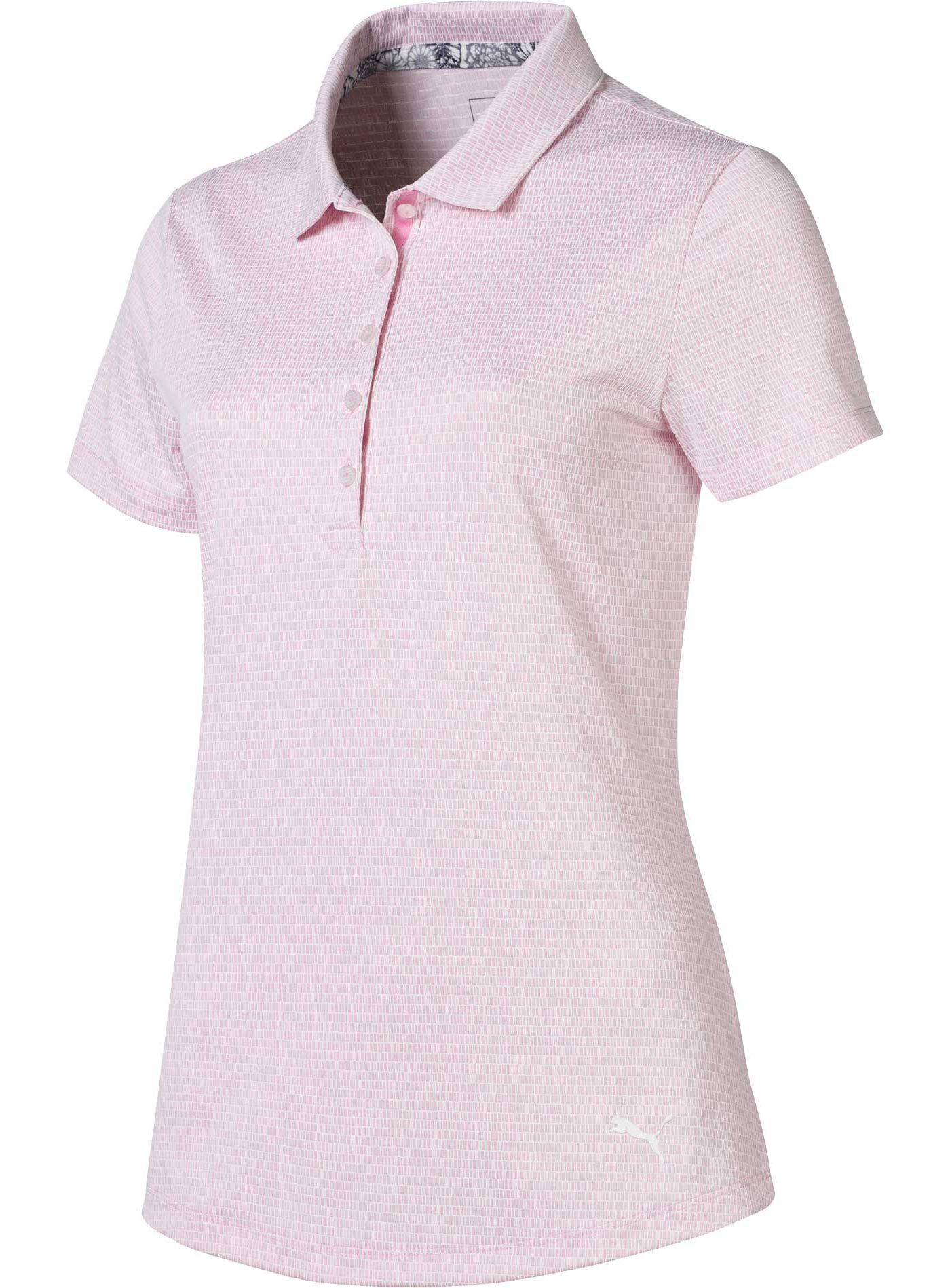 PUMA Women's Swift Golf Polo