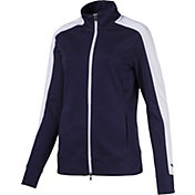 PUMA Women's Golf Track Jacket