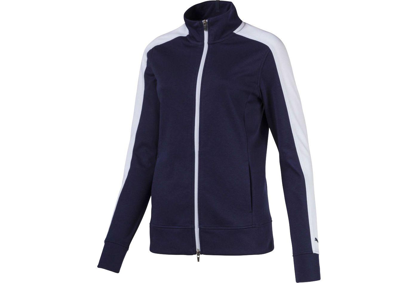 PUMA Women's Golf Track Jacket