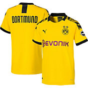 PUMA Youth Borussia Dortmund '19 Stadium Home Replica Jersey