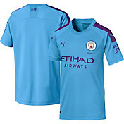 Manchester City Jerseys & Gear