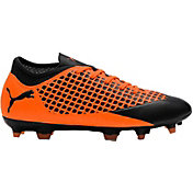 PUMA Kids' Future 2.4 FG/AG Soccer Cleats