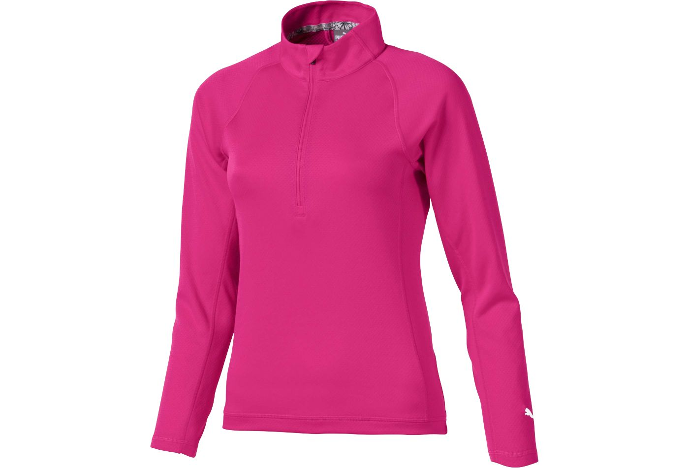 PUMA Girls' Golf ¼ Zip