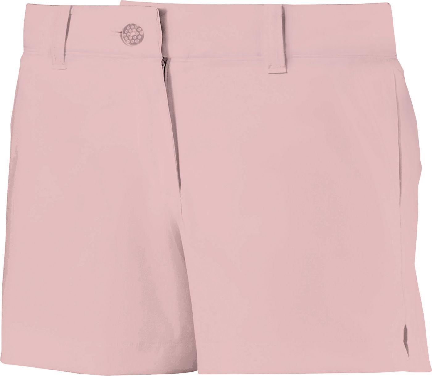PUMA Girls' Golf Shorts