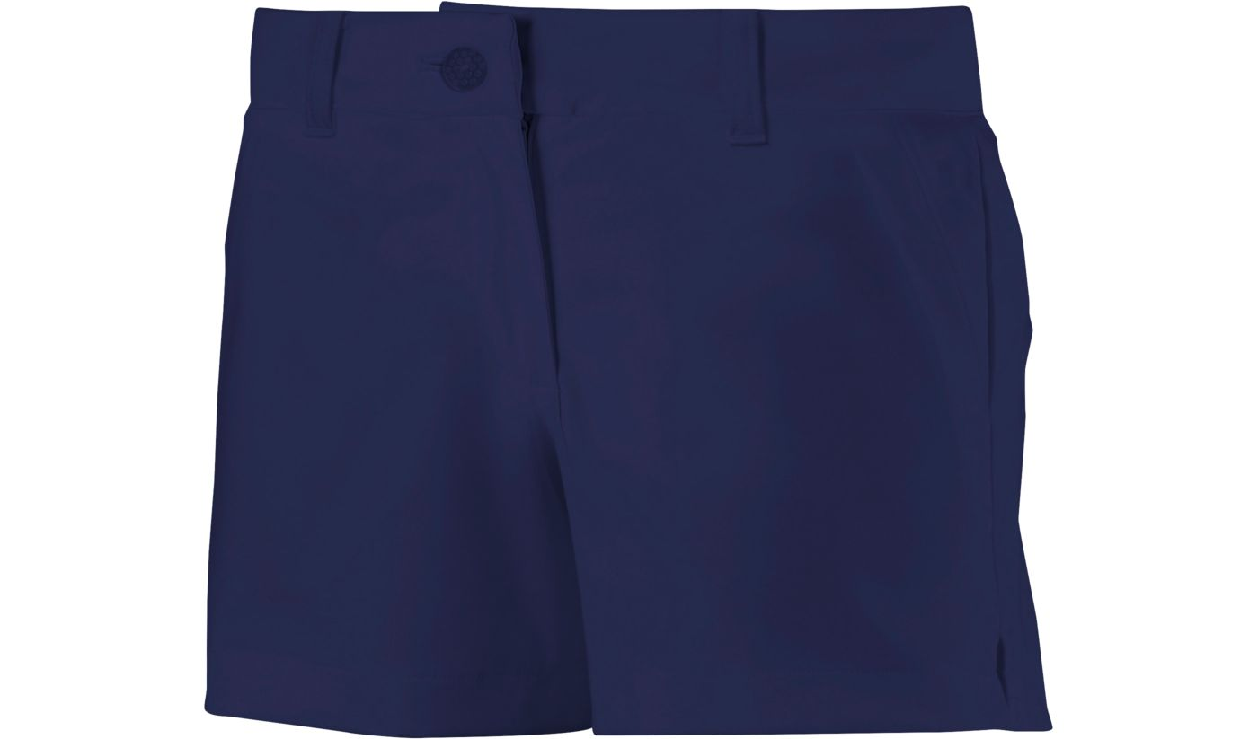 PUMA Girls' Golf Shorts