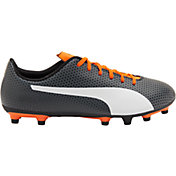 d834a296197 Product Image · PUMA Kids  Spirit FG Soccer Cleats. Black Orange