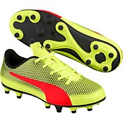 PUMA Kids' One 17.4 FG Soccer Cleats