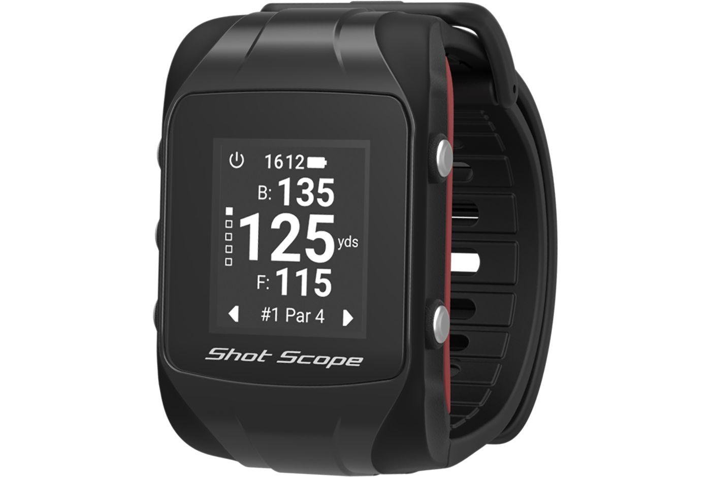 Shot Scope V2 Golf GPS + Performance Tracker