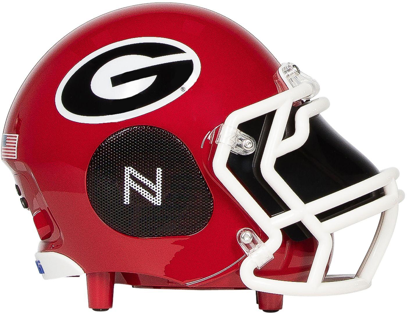 NIMA Georgia Bulldogs Bluetooth Helmet Speaker