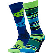 Quest Boy's OTC Ski Sock 2 Pack