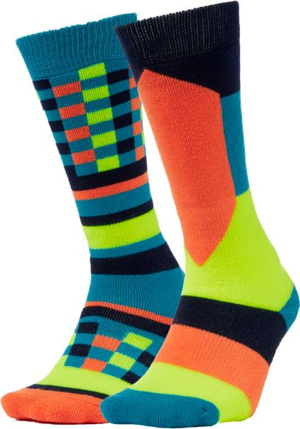 Quest Boy's OTC Ski Sock 2 Pack