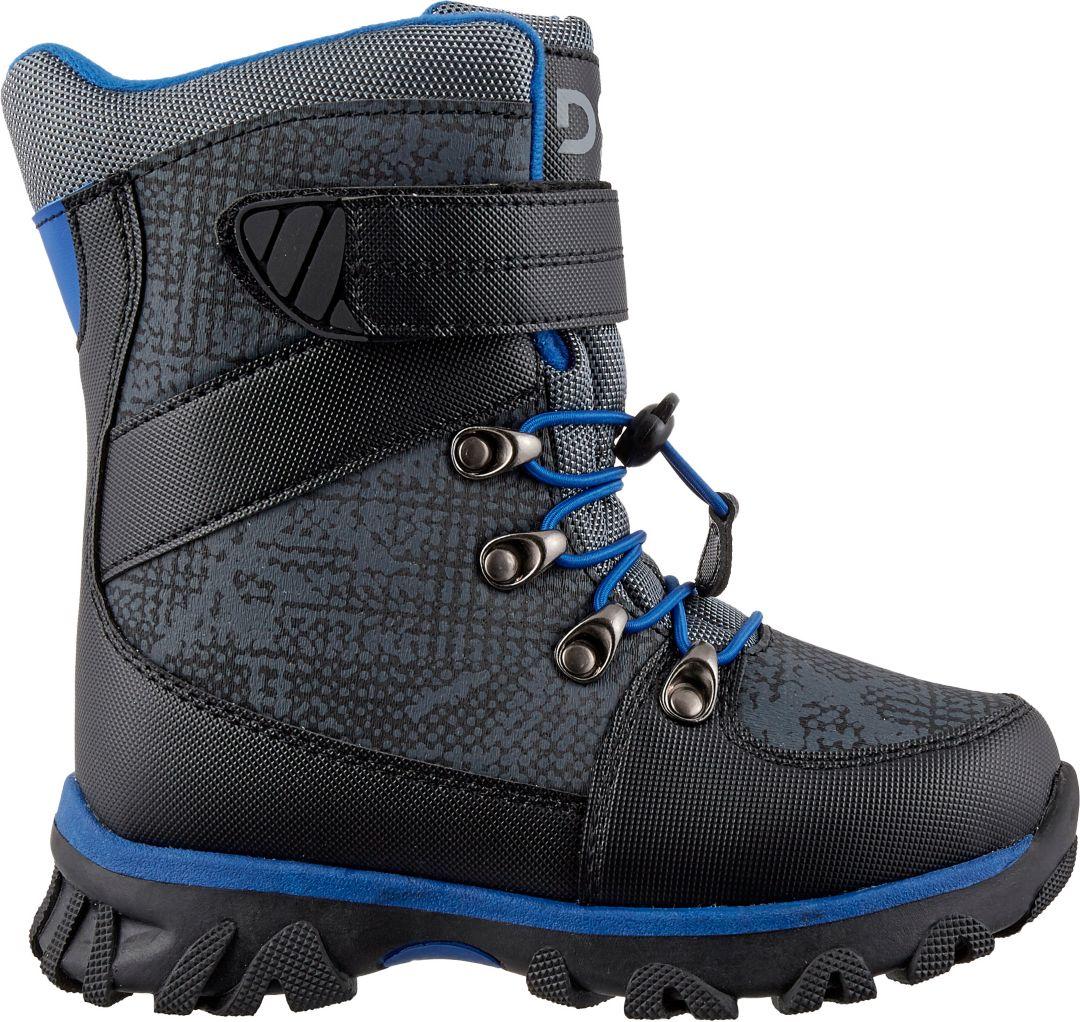031c86f14a0 Quest Kids' Menace 100g Winter Boots