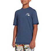 Quiksilver Boys' El Capitan Short Sleeve Rash Guard