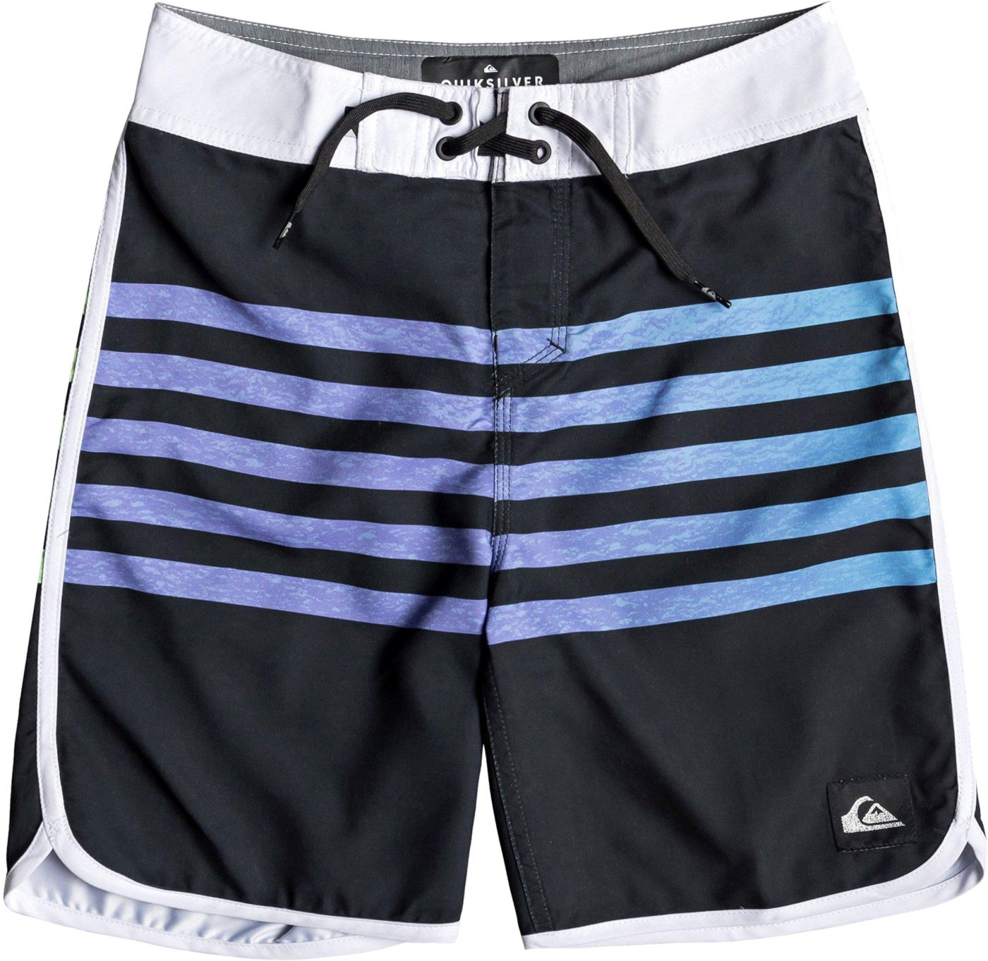 """Quiksilver Boys' Everyday Grass Roots 17"""" Board Shorts"""