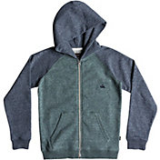 Quiksilver Boys' Everyday Fleece Full-Zip Hoodie
