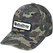 Quiksilver Men's Bullish Snapback Hat
