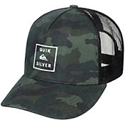013740fd95197 Product Image · Quiksilver Men s Clipster Hat. Camo  Medium Grey Heather