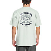 Quiksilver Men's Waterman Catch & Enjoy T-Shirt