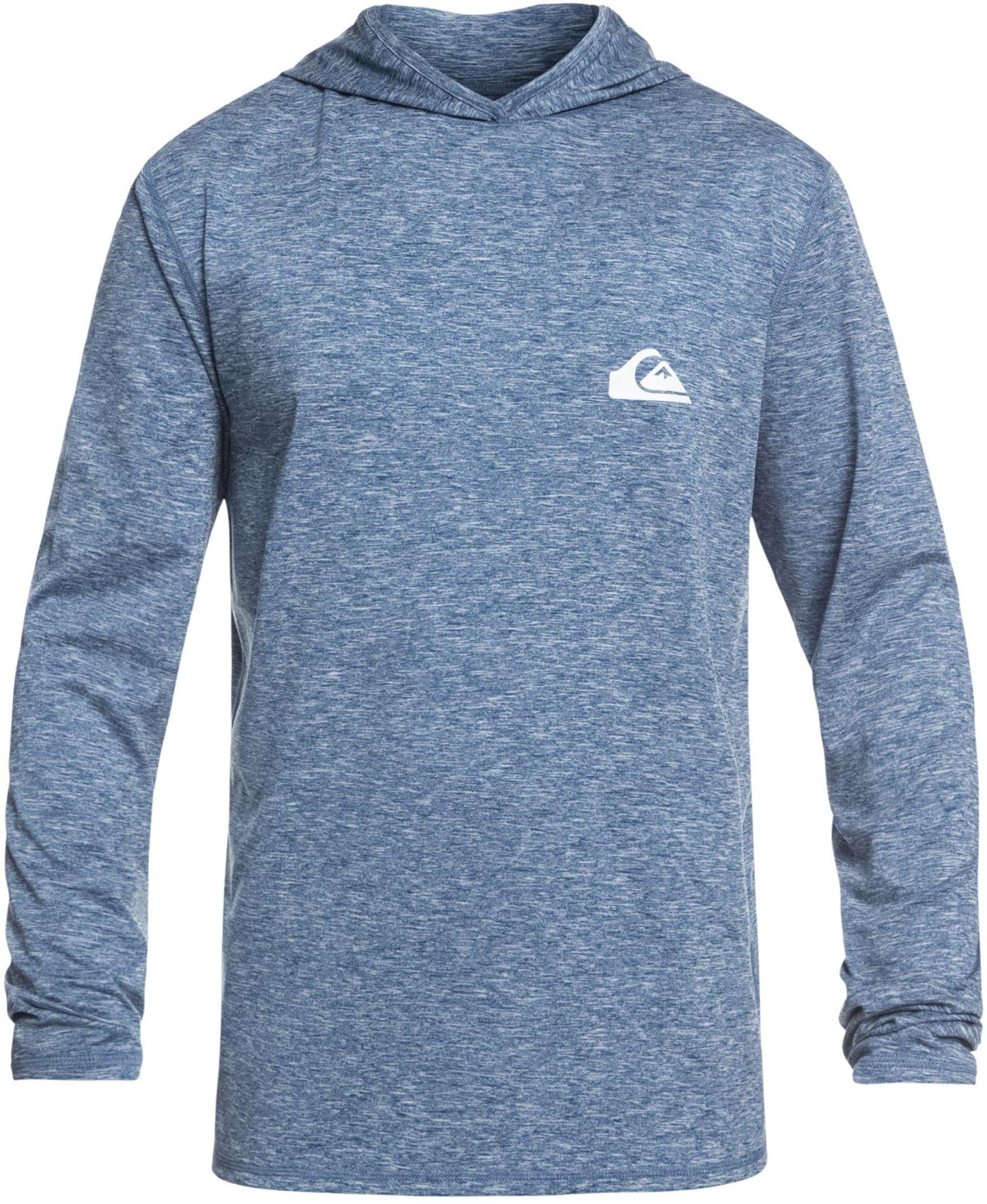 Quiksilver Men's Dredge Hooded Long Sleeve Rash Guard