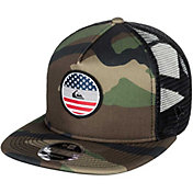 Quiksilver Men's Flag Trucker Hat
