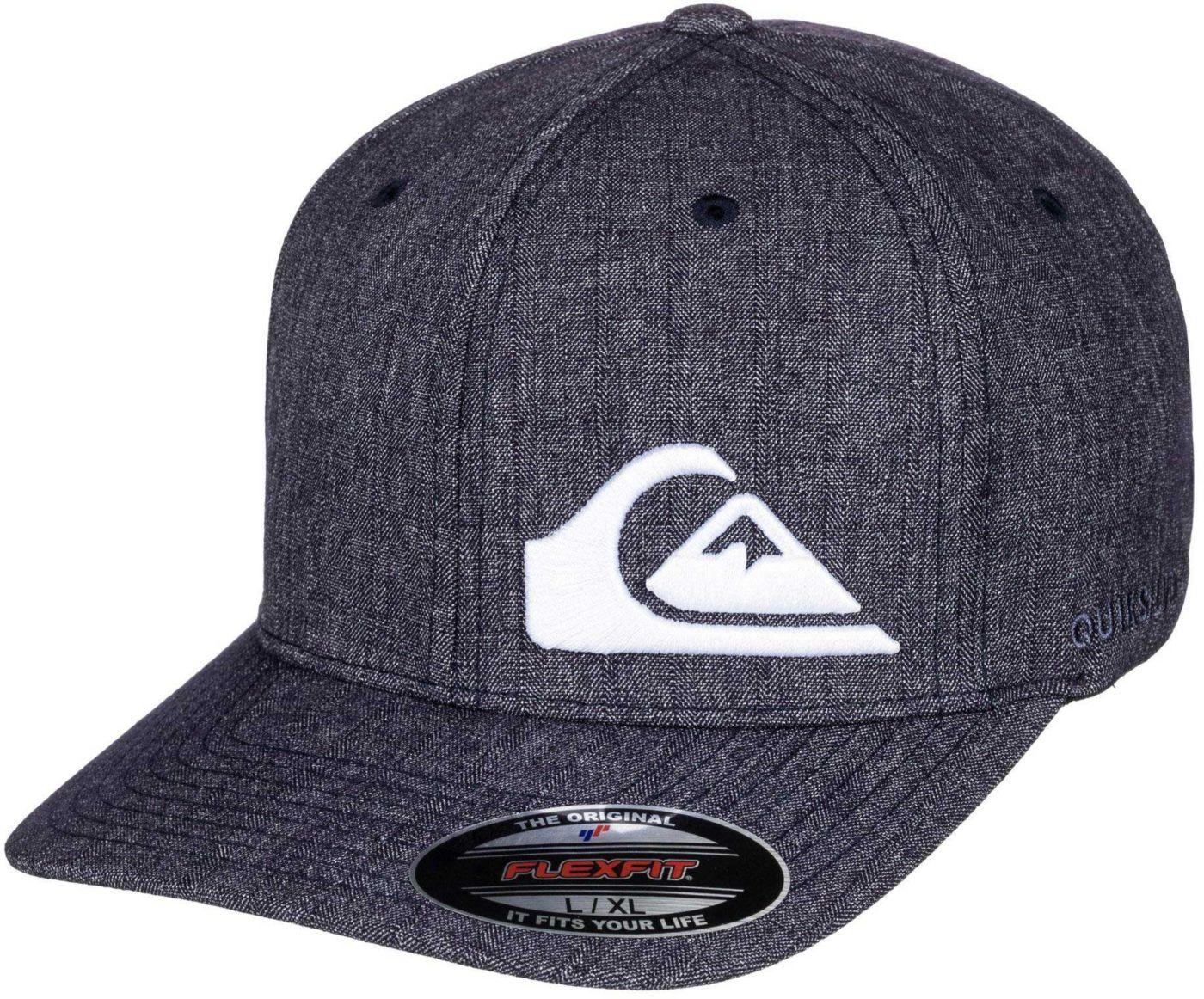 Quiksilver Men's Final Flexfit Hat