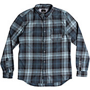 Quiksilver Men's Fatherfly Flannel Long Sleeve Shirt