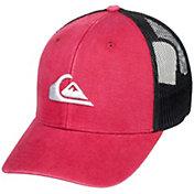 e293122f08d Product Image · Quiksilver Men s Grounder Trucker Hat