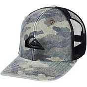 Quiksilver Men's Grounder Trucker Hat