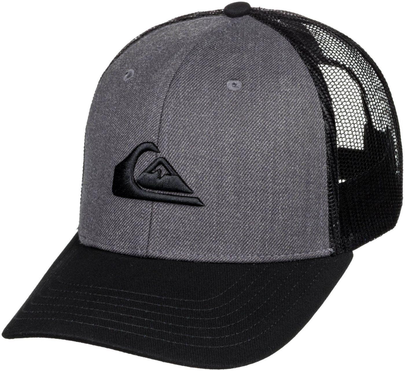 Quiksilver Men's Grounder Trucker Hat