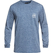Quiksilver Men's King Tide Long Sleeve Rash Guard