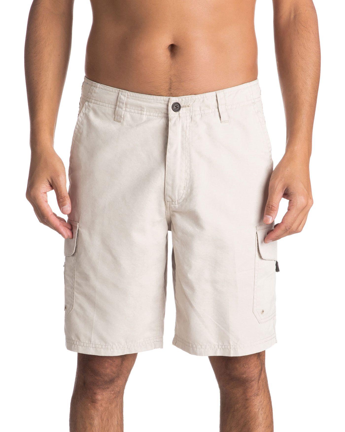 Quiksilver Men's Waterman Maldive Cargo Shorts