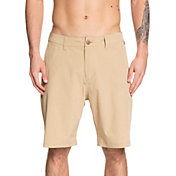 "Quiksilver Men's Union Heather Amphibian 20"" Hybrid Shorts"