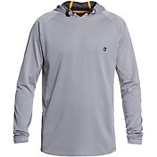 Quiksilver Men's Hook Hooded Rash Guard