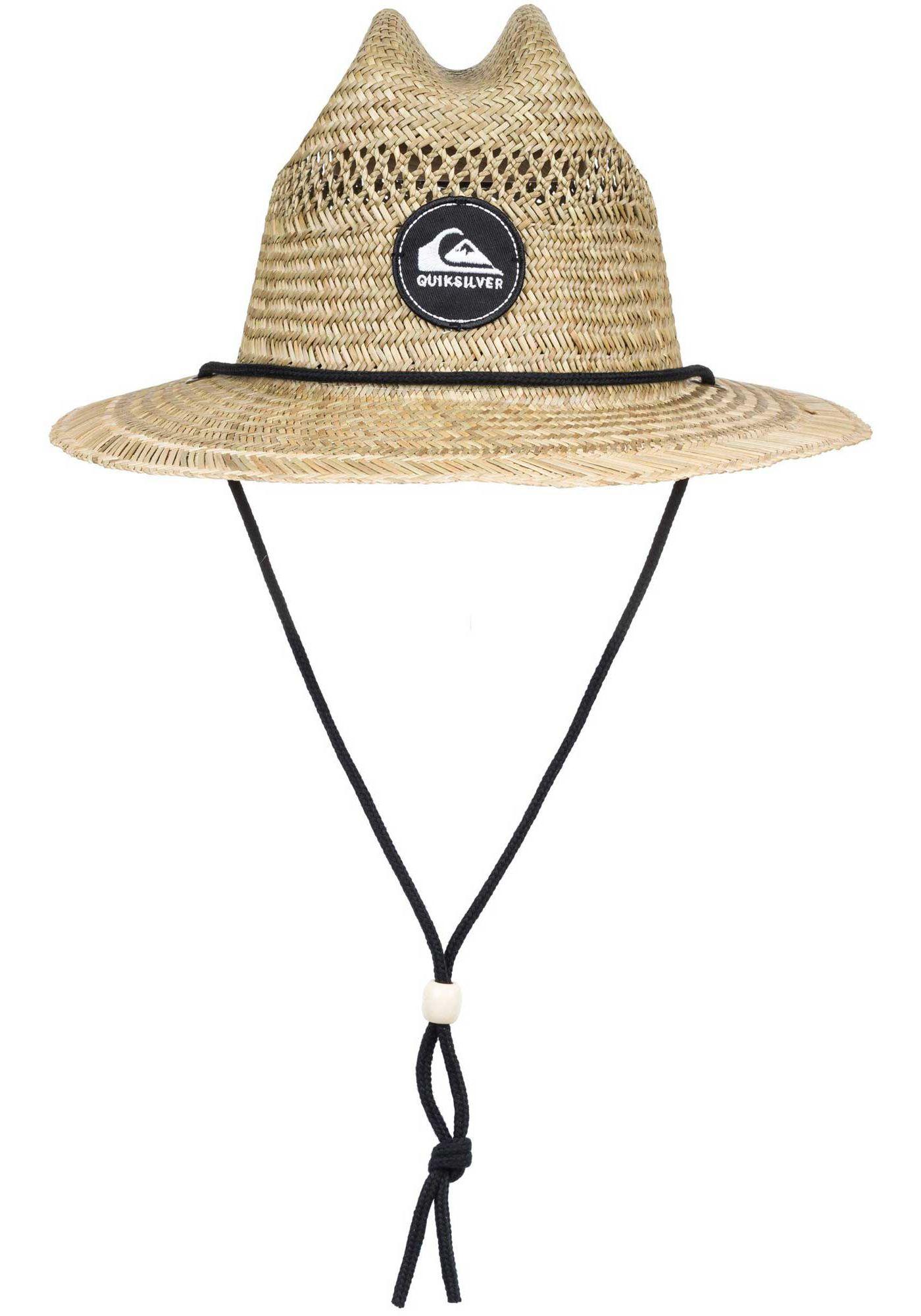 Quiksilver Men's Pierside Slimbot Lifeguard Hat